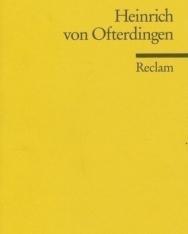 Novalis: Heinrich von Ofterdingen