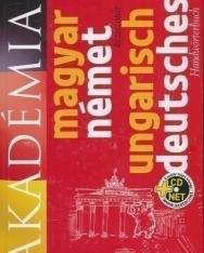 Akadémiai magyar-német kéziszótár (Ungarisch-deutsches Handwörterbuch) + szotar.net internetes hozzáférés