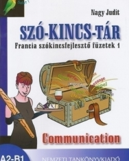 Szó-Kincs-Tár - Francia szókincsfejlesztő füzetek 1