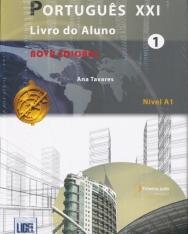 Portugués XXI 1 Livro do Aluno + Caderno de Exercícios Pack Nova Edicao + ficheiros áudio