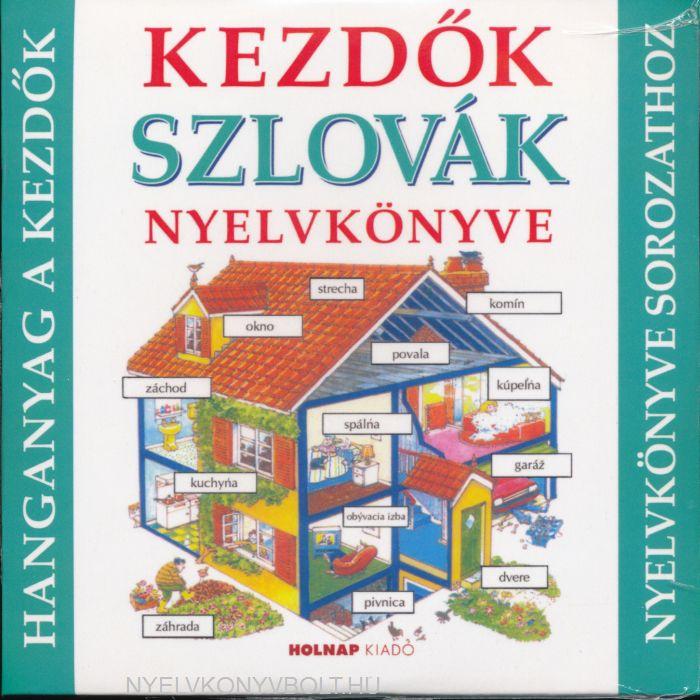 Kezdők Szlovák Nyelvkönyve CD