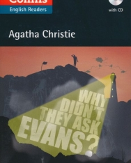 Why Didn't They Ask Evans? with CD - Collins Agatha Christie ELT Readers level 5