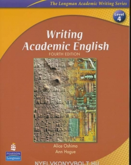Writing Academic English - 4th Edition (Longman Academic Writing Series Level 4)