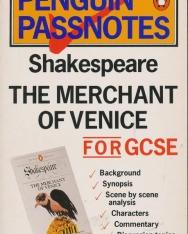 Peter Millson: Shakespeare 'The Merchant of Venice' for GCSE - Penguin Passnotes