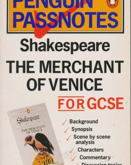 Peter Millson: Shakespeare 'The Merchant of Venice' for GCSE - Penguin Passnotes