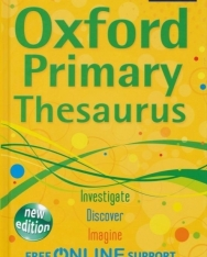 Oxford Primary Thesaurus - New Edition