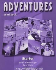 Adventures Starter Workbook