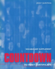 Countdown to First Certificate Vocabulary Supplement