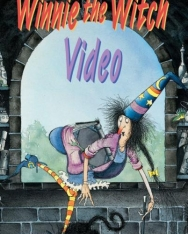 Winnie the Witch Video VHS PAL