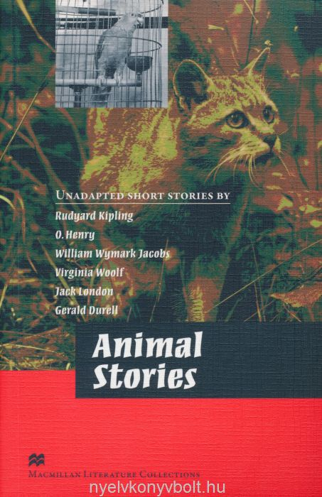 Animal Stories - Macmillan Literature Collections Level C2