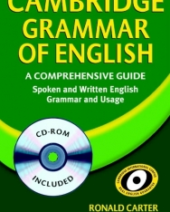 Cambridge Grammar of English - A Comprehensive Guide with CD-ROM