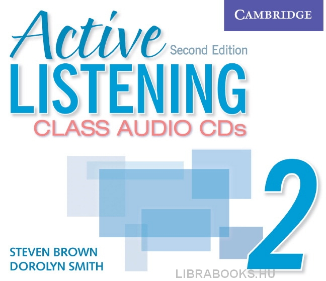 Active Listening 2 Class Audio CDs 2nd Edition