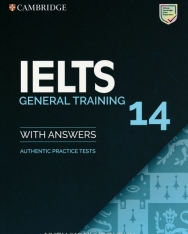Cambridge IELTS 14 Official Authentic Examination Papers Student's Book with Answers