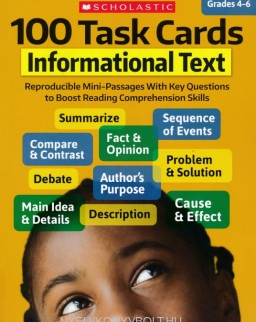 100 Task Cards - Informational Text