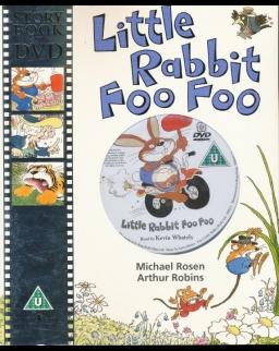 Little Rabbit Foo Foo + DVD