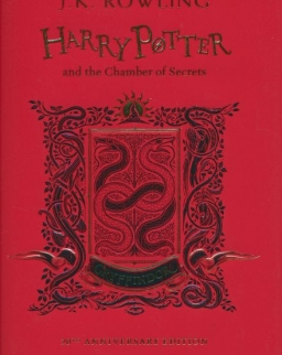 J.K.Rowling: Harry Potter and the Chamber of Secrets - Gryffindor Edition
