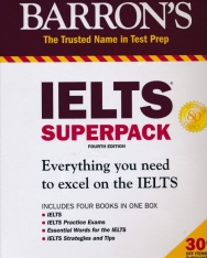 Barron's IELTS Superpack 4th Edition