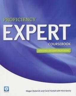 Proficiency Expert Coursebook (2013) with Audio CD