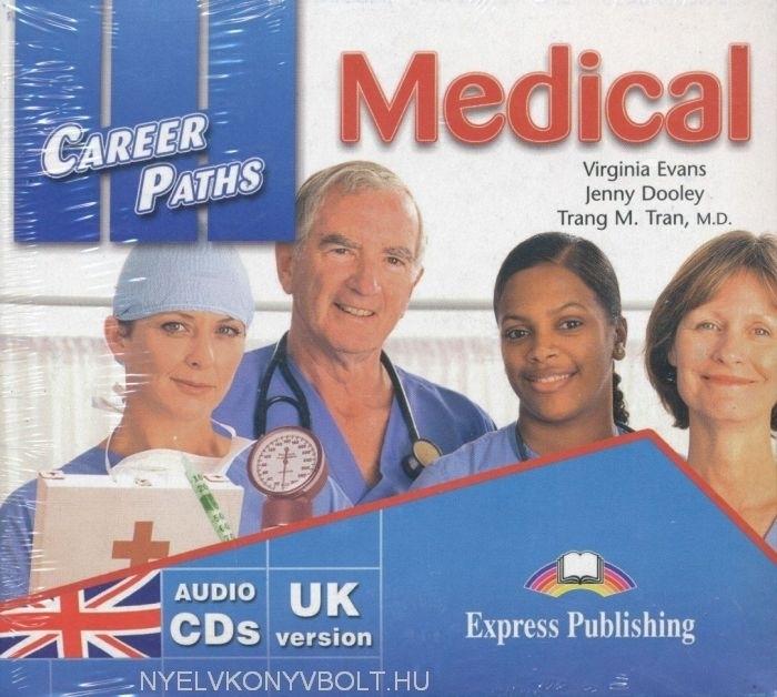 Career Paths - Medical Audio CD