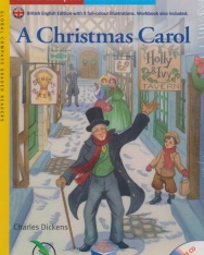 A Christmas Carol with MP3 Audio CD- Global ELT Readers Level A2.2