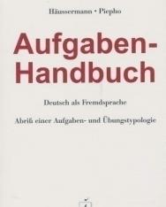 Aufgabenhandbuch Deutsch als Fremdsprache
