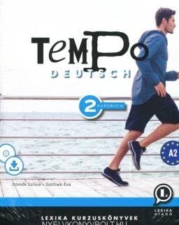 Tempo Deutsch 2 Kursbuch (LX-0403-1)