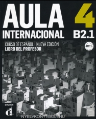 Aula internacional 4. Nueva edición (B2.1). Libro del profesor