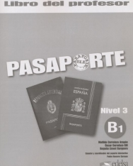 Pasaporte Nivel 3 B1 Libro del profesor