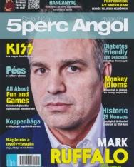 5 Perc Angol Magazin 2020 Január