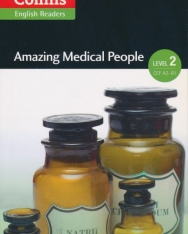 Amazing Medical People with MP3 Audio CD - Collins English Readers - Amazing People Level 2