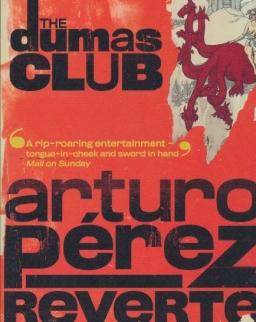 Arturo Peréz-Reverte: The Dumas Club