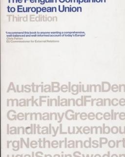 Timothy Bainbridge: The Penguin Companion to European Union