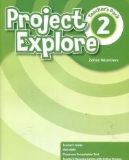 Project Explore 2 Teacher's Pack