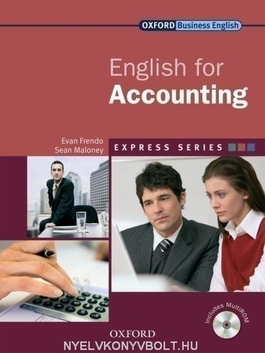 English for Accounting with MultiROM