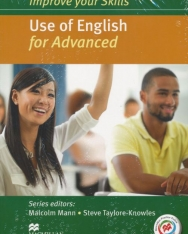 Improve Your Skills Use of English for Advanced Student's Book without Answer Key, with Macmillan Practice Online