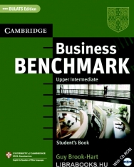 Business Benchmark Upper-Intermediate - BULATS Edition Student's Book with CD-ROM