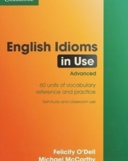 English Idioms in Use - Advanced