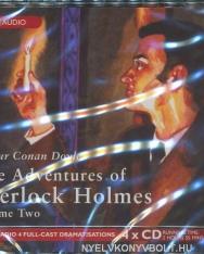 Sir Arthur Conan Doyle: Adventures of Sherlock Holmes 2 - Audio Book CD