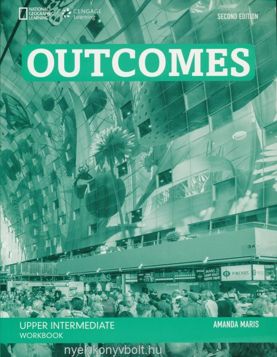 Outcomes 2nd Edition Upper Intermediate Workbook with Answer Key and Audio CD