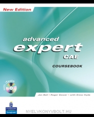 Advanced Expert CAE 2008 Coursebook with iTest CD-Rom