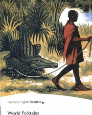 World Folktales with MP3 Audio CD - Penguin Readers Level 5