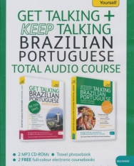 Teach Yourself - Get Talking + Keep Talking Brazilian Porugese Total Audio Course