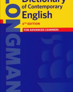 Longman Dictionary of Contemporary English - 6th Edition Paperback