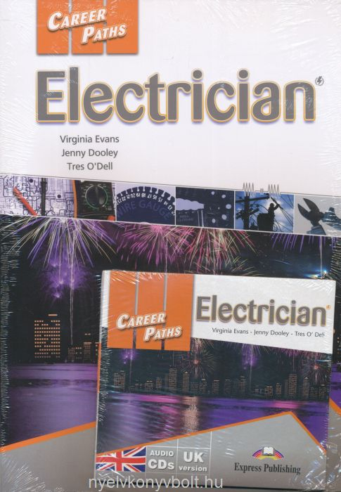 Career Paths Electrician Student's Book with Audio CD