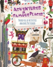Adventures in Famous Places - Packed Full of Activities and Over 250 Stickers (Lonely Planet Kids)