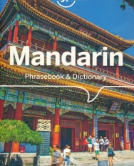 Lonely Planet Mandarin Phrasebook & Dictionary 10th Edition