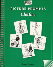 Picture Prompts - Clothes - Photocopiable Resource Book
