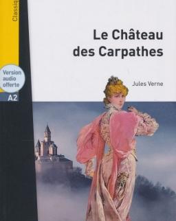 Le Château des Carpathes + Version audio offerte  - Lire en Francais Facile Classique niveau A2