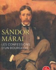 Márai Sándor: Les Confessions d'un bourgeois (Egy polgár vallomásai francia nyelven)