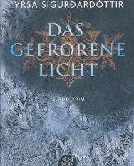 Yrsa Sigurdardóttir: Das gefrorene Licht